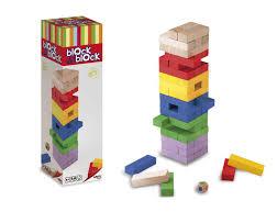 block and block
