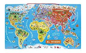 mapa mundi janod