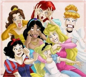 princesas-disney-graciosas